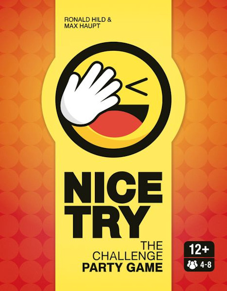 "Rezension ""Nice Try"""