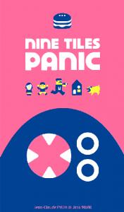 "Rezension ""Nine Tiles Panic"""