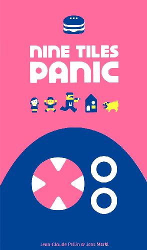 "Rezension ""Nine Tiles Panic"""