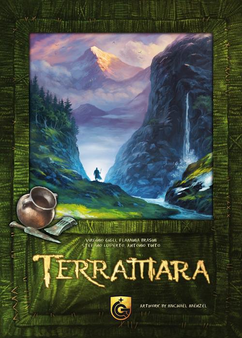 """Rezension """"Terramara"""""""