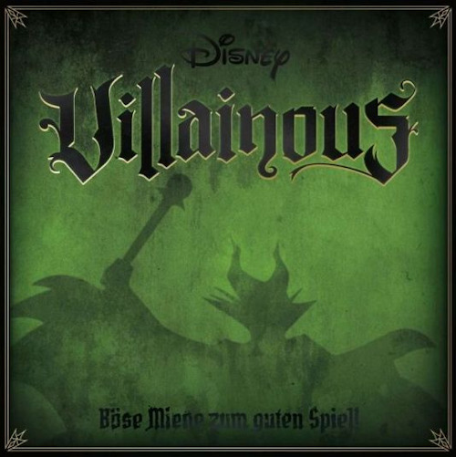 "Rezension ""Disney Villainous"""