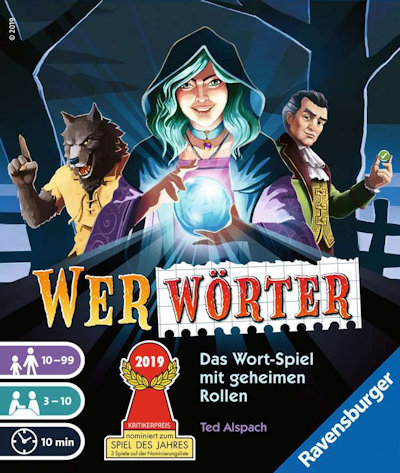 "Rezension ""Werwörter"""