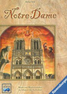 """Rezension """"Notre Dame"""""""