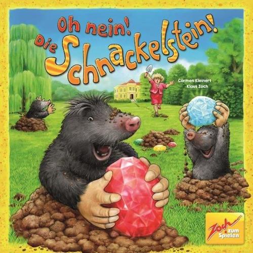 """Rezension """"Oh nein! die Schnackelstein!"""""""