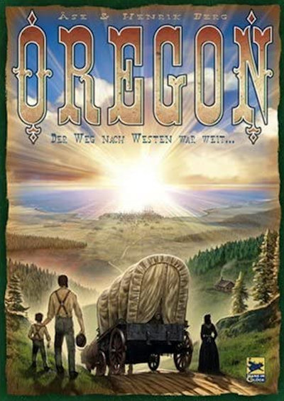 "Rezension ""Oregon"""
