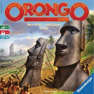 "Rezension ""Orongo"""