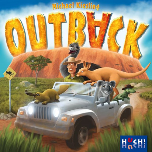 "Rezension ""Outback"""