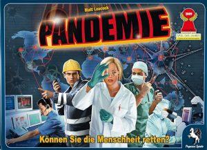 """Rezension """"Pandemie"""""""