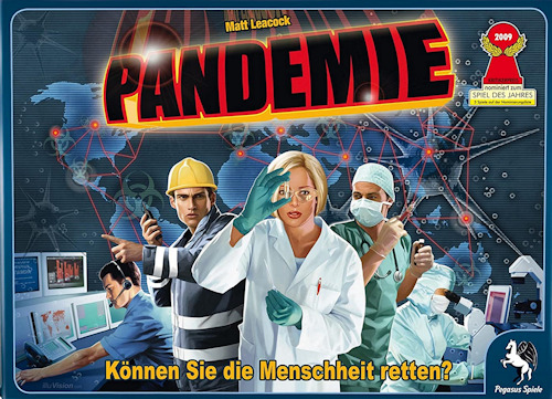 "Rezension ""Pandemie"""