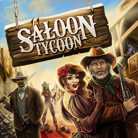 "Rezension ""Saloon Tycoon"""