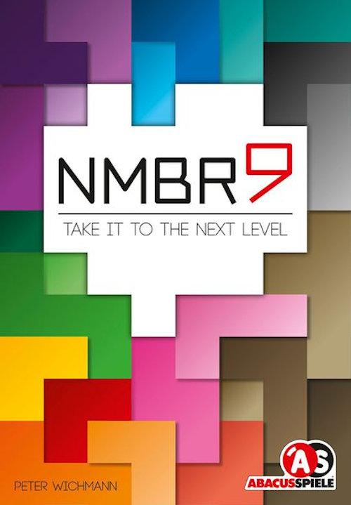 "Rezension ""NMBR9"""