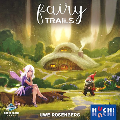"Rezension ""Fairy Trails"""