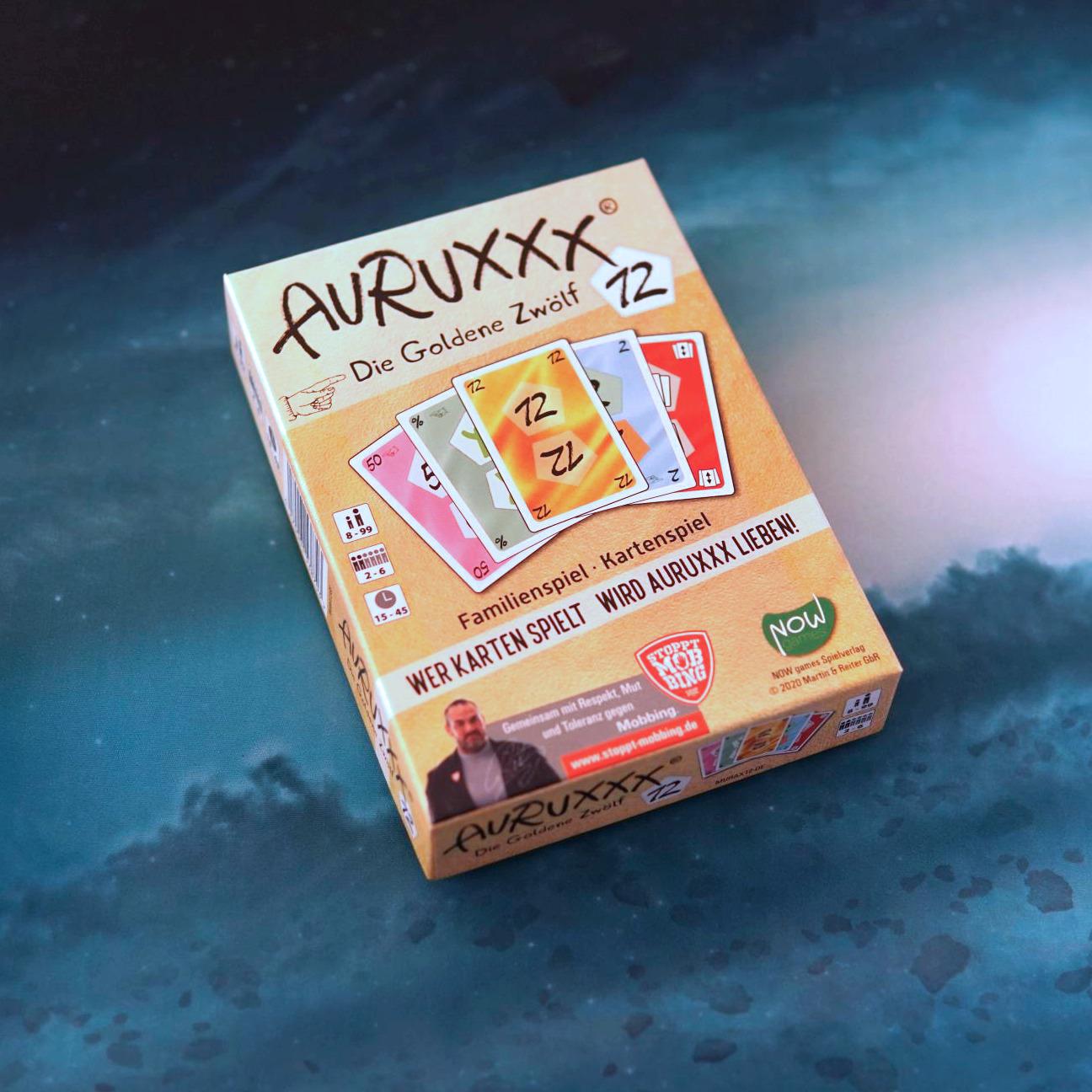 """Rezension """"Auruxxx Die Goldene 12"""""""