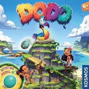 """Rezension """"Dodo"""""""