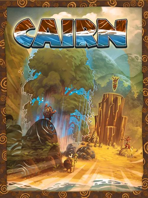 """Rezension """"Cairn"""""""