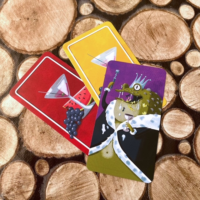 Abdanktrank (Board Game Box)