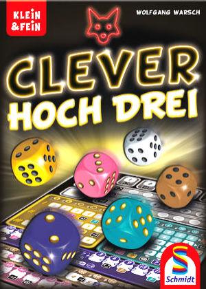 "Rezension ""Clever Hoch Drei"""