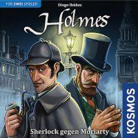 Holmes - Sherlock gegen Moriarty (Kosmos)